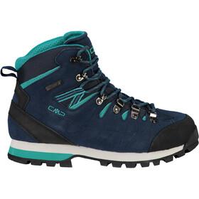 CMP Campagnolo Arietis WP Chaussures de trekking Femme, blue/ceramic